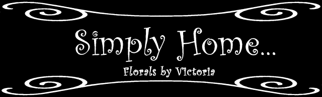 Simply Home Florals by Victoria